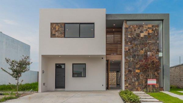 Casas en venta en guadalajara for Casas modernas recorrido virtual