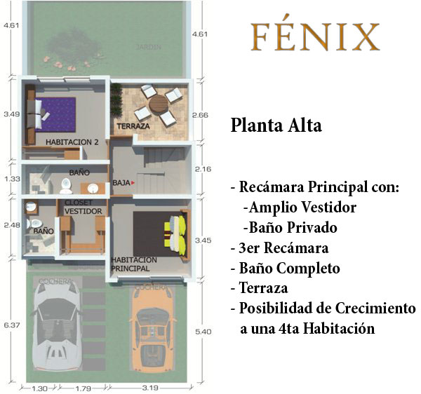 casa fenix - valle imperial seccion bosques